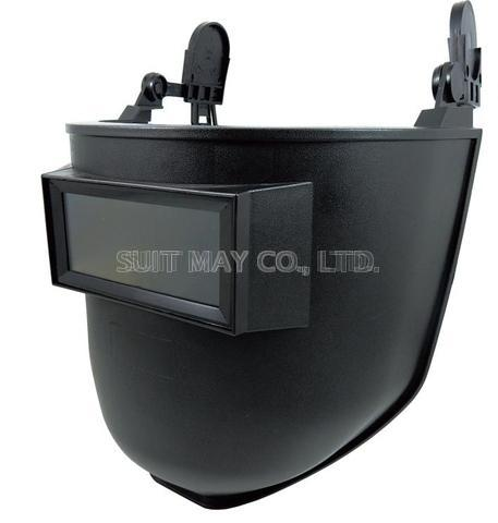 SM-849-LA FIXED FRONT WELDING MASK TO HELMET