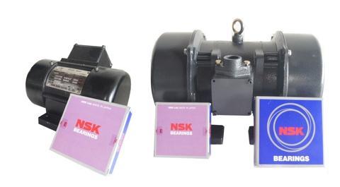 Conveyor vibration motor 2600 Kg Force 1200/1000 rpm