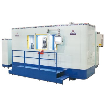 CNC multi-spindles Rotary Horizontal Machining Center