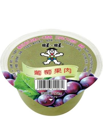 Want Want Fruit Jelly (OEM) - Grape