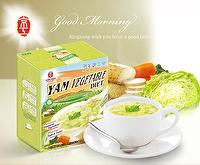 〔KingKung〕Yam Vegetable Diet_High Fiber, Nutritious_