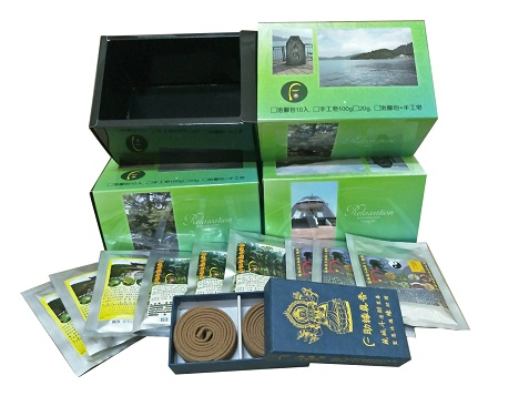 Energy Experience C699-3 Package gift