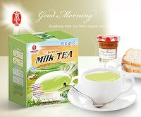 [KingKung] Green Milk Tea~Oolong Tea and Matcha~