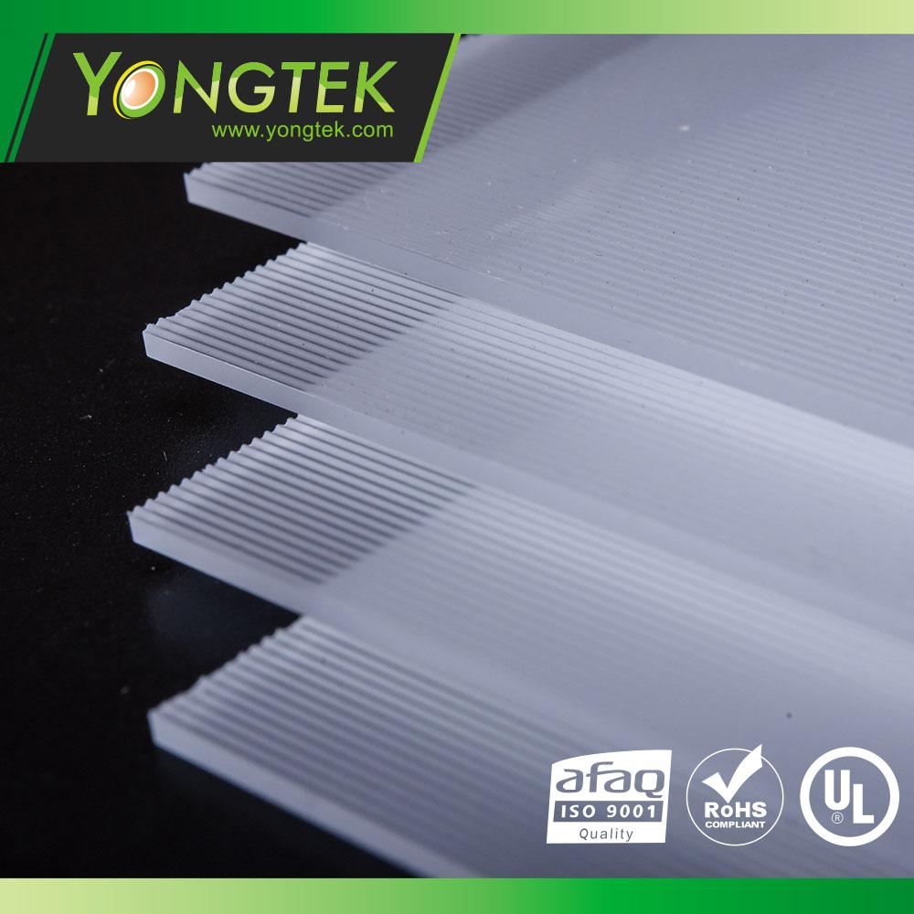Taiwan UGR <19 LED light diffuser | YONGTEK CO , LTD