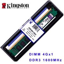 Kingston 8GB KVR16N11/8G DDR3 1600 DRAM Desk Top Memory Modules