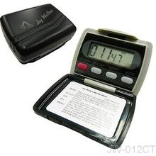 JW-012CT  FOUR FUNCTION (step, distance, calorie, clock)