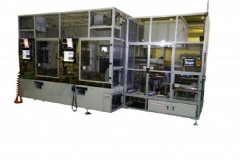 CNC In Line Grinding Machine