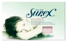Surex Facial  Puff 180pcs