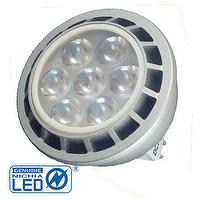 7W LED Dimmable MR16 with NICHIA 3030 LED