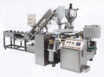 Automatic Bag Packing Machine 三統機械 santung