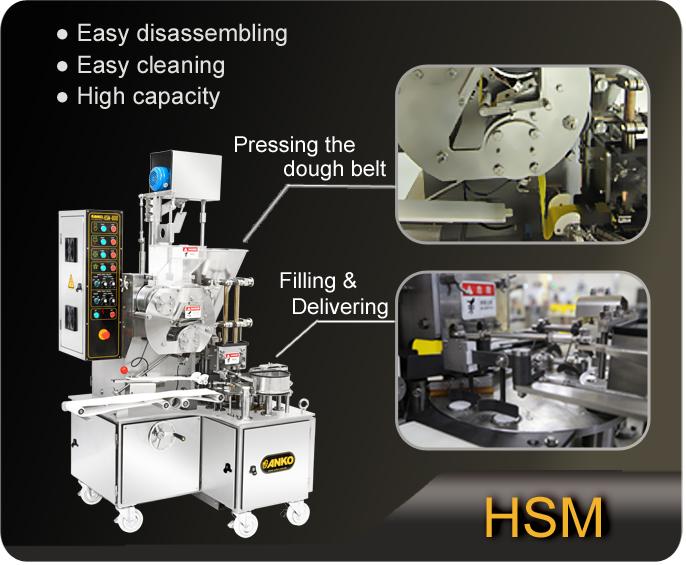 ANKO Food Machine Details - HSM