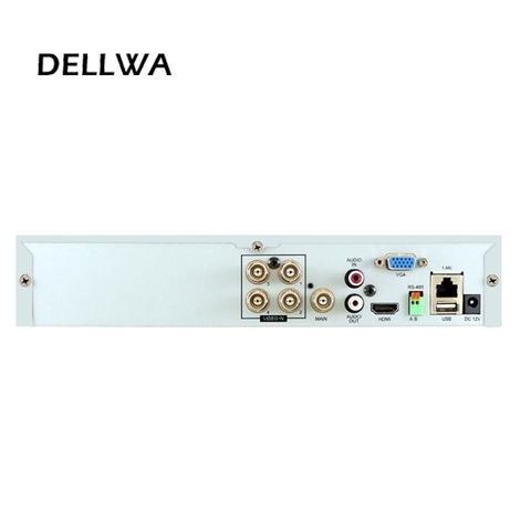 Taiwan 4 CH 1080P AHD 2 0 CCTV Surveillance System DVR