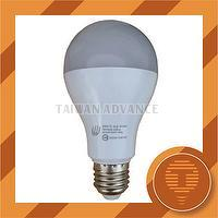 Thermally Conductive 5w  LED Dimmable Plastic Light Bulb