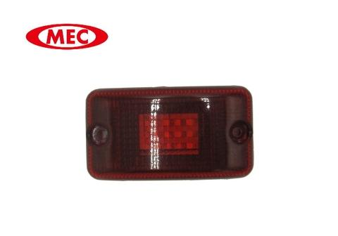 truck and bus led side lamp red color