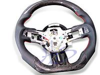 CARBON FIBER 2015 FORD MUSTANG STEERING WHEEL
