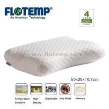 Pillow-Temperature Sensitive Foam Flotemp Side Pillow