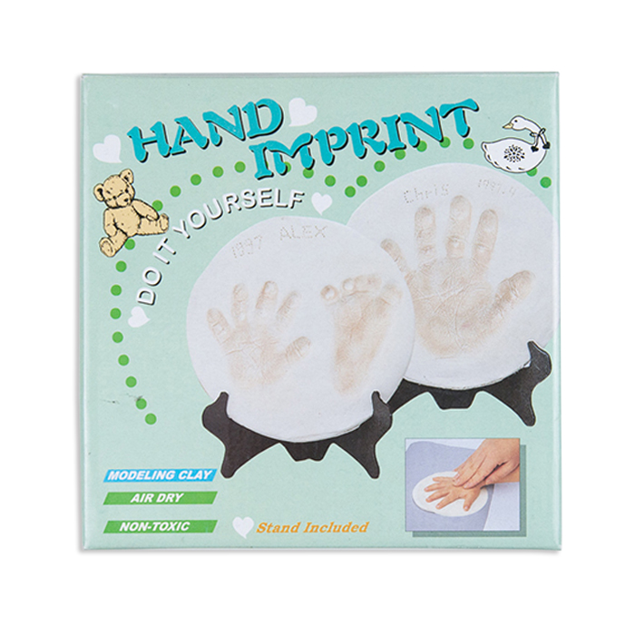 Baby Handprint Clay Set