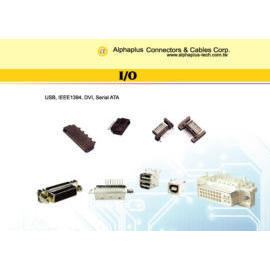 io connectors manufacturer(taiwan)