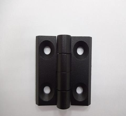 Zinc casting bracket friction hinge with powder coating