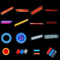 LED Automobile Light( Rear Bumper Light, Decoration light, Day time running light)