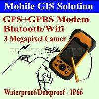 Mobile GIS Handheld solution, RTK , camera,Cell modem, wifi/bluetooth