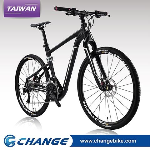 "CHANGE 27.5"" Hybrid Folding bike-Super Light DF-811K"