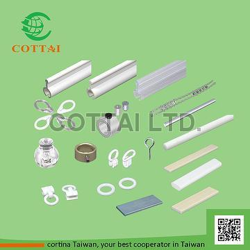 Cottai Roman Blinds Shade Bracket For Mounting End Control