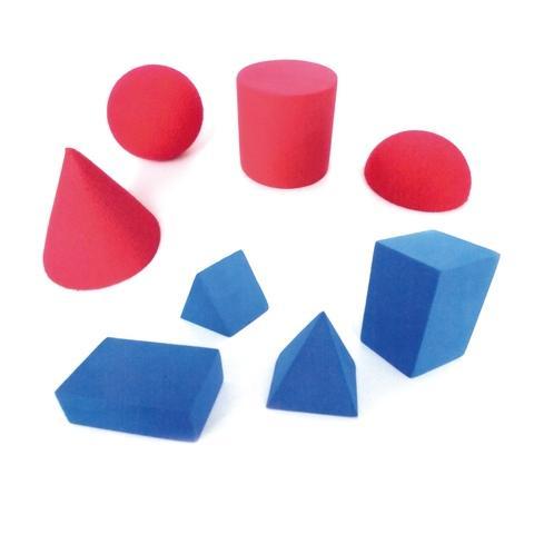 EVA 13 shape Geo foam solids