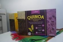 QUINOA WITH SWEET POTAT..