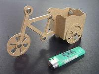 Mini stationery bicycle..