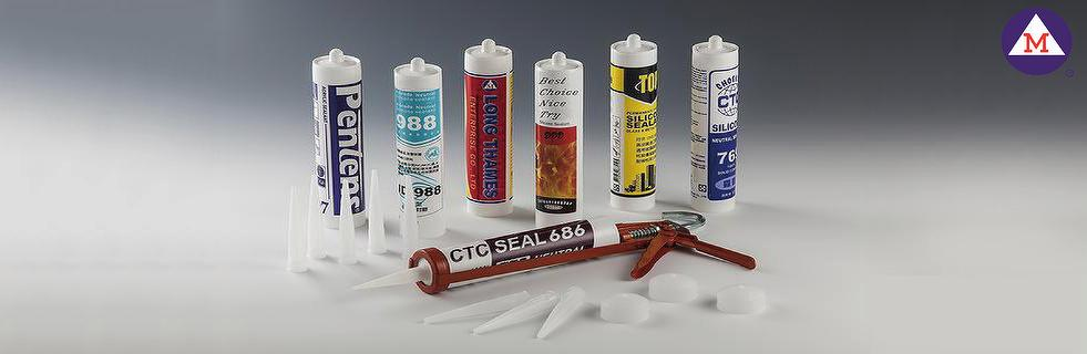PE Cartridge for Silicone Sealant