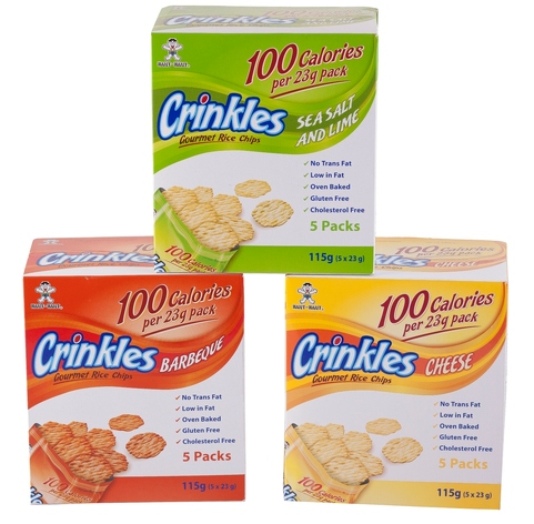 Want Want Crinkles (OEM)