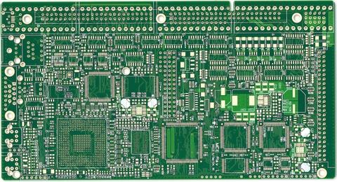 PCB 8 Layers, Hi-Tg, BGA, SAD