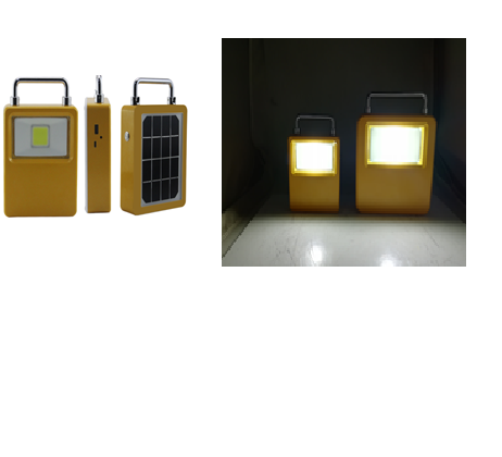 TS-2S50W Solar Portable Rechargeable Light