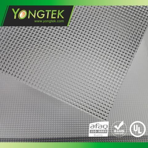 Taiwan UGR <19 Diamond shape surface LED light diffuser | Taiwantrade