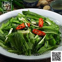 Stir Fried Point Leaf Lettuc