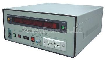 500VA & 1KVA AC Power Source Bench Type, AC Source
