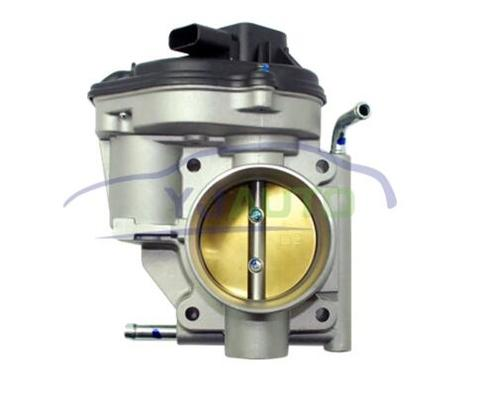 2005 montego throttle body