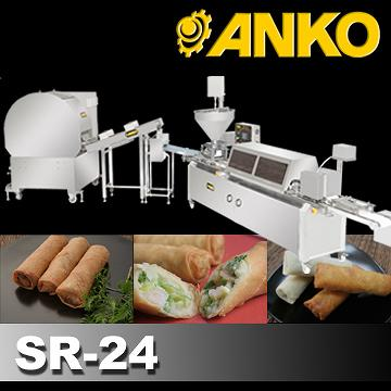 Taiwan Spring Roll Production Line Spring Roll Machine