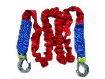 Two Ropes with Hook