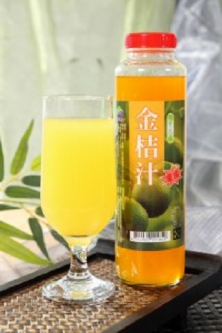 Kumquat juice