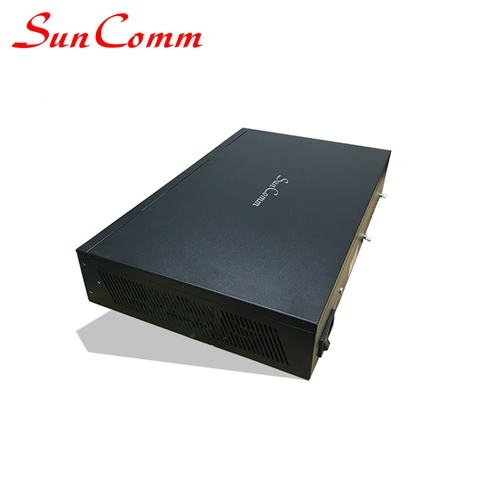 4G LTE VoIP Terminal with 32 SIM support VoLTE