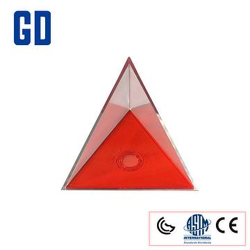 17 shape 3D geo solids set (10cm,red cover)