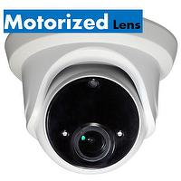 H.265 4MP Motorized PoE IP Camera