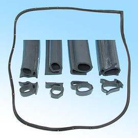 Rubber Door Seals and Gaskets
