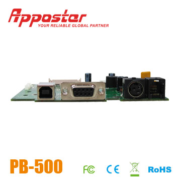 Appostar Printer Control Board PB500 Top View