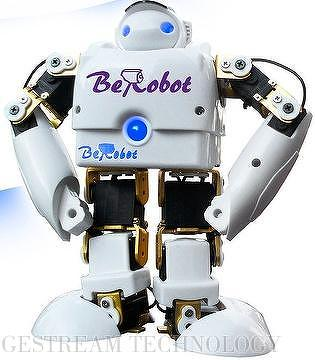 BeRobot Robotic Development Platform 15DOF White