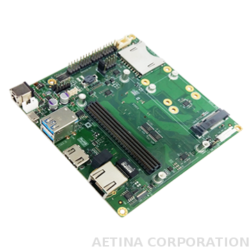 Taiwan Nano ITX carrier board for Jetson TX2 and TX1