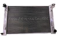 Aluminum Radiator 3-row core Toyota Wish