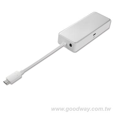 USB-C to HDMI/VGA Travel Dock SE